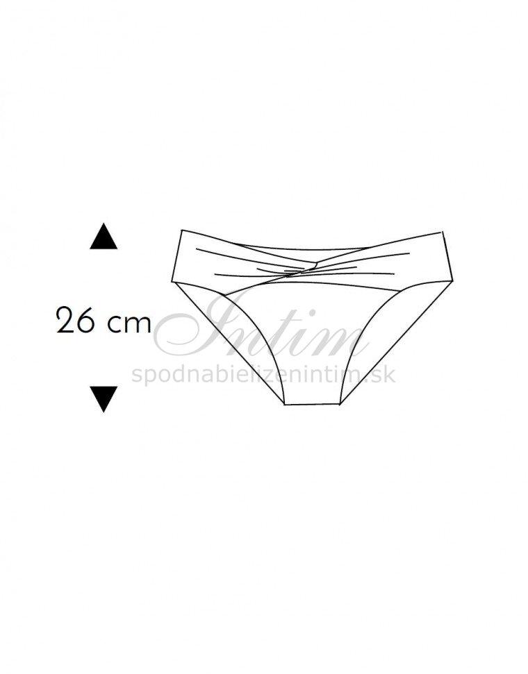 352dc032ab Plavkové nohavičky Lisca 41312 IOS ružová C1
