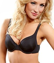 Podprsenka DIM 4D63 GENEROUS LIGHT MOULDED BRA