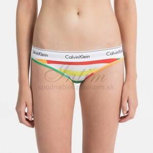 9b1e570cd1 Calvin Klein klasické nohavičky F4615E 1ZM