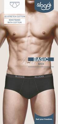 sloggi men Basic Midi